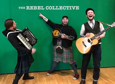 The Rebel Collective is halfway to Highland Games