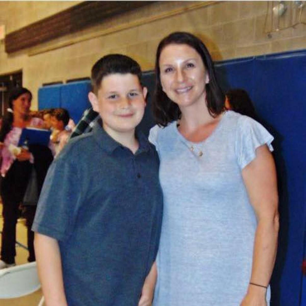 Beyond the Stigma: After son's suicide, Orford mom speaks out, pleads for kindness