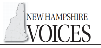 NH Voices logo