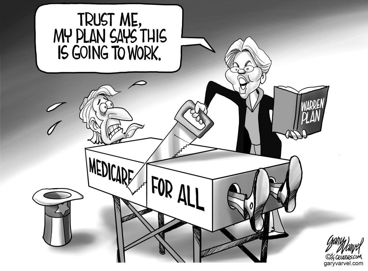 Editorial Cartoon, Nov. 13, 2019