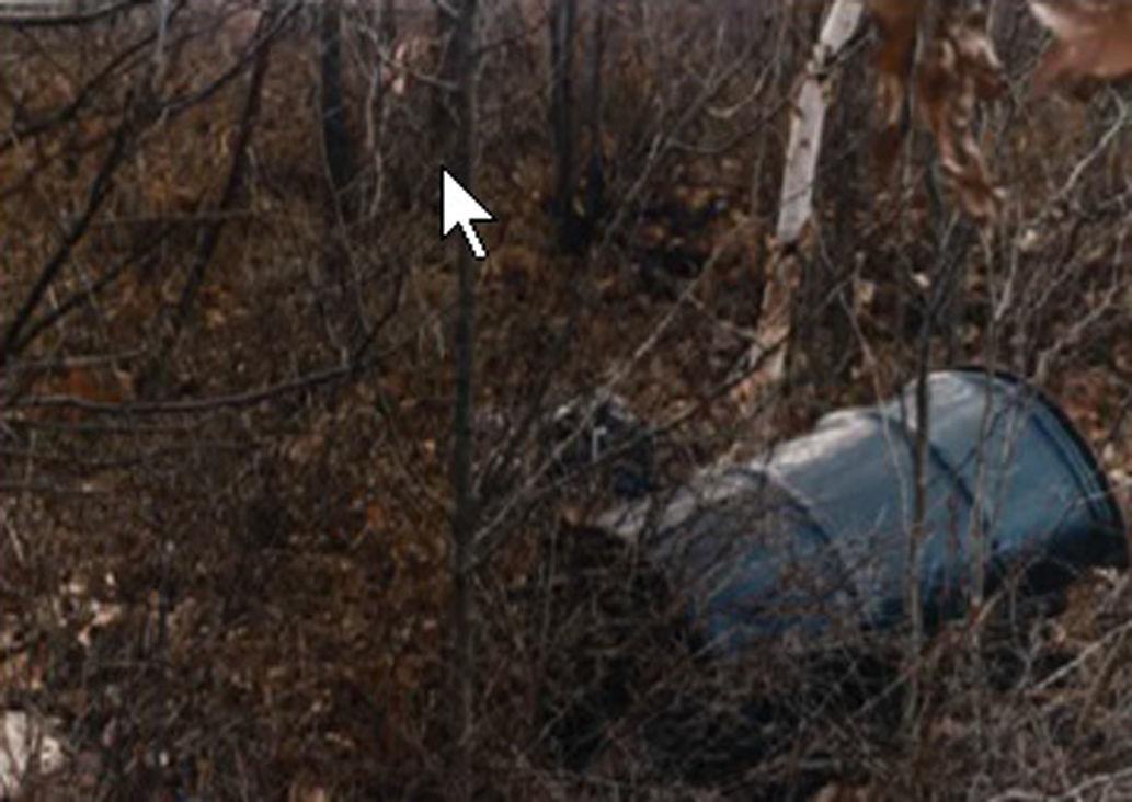 Barrel in Bear Brook case