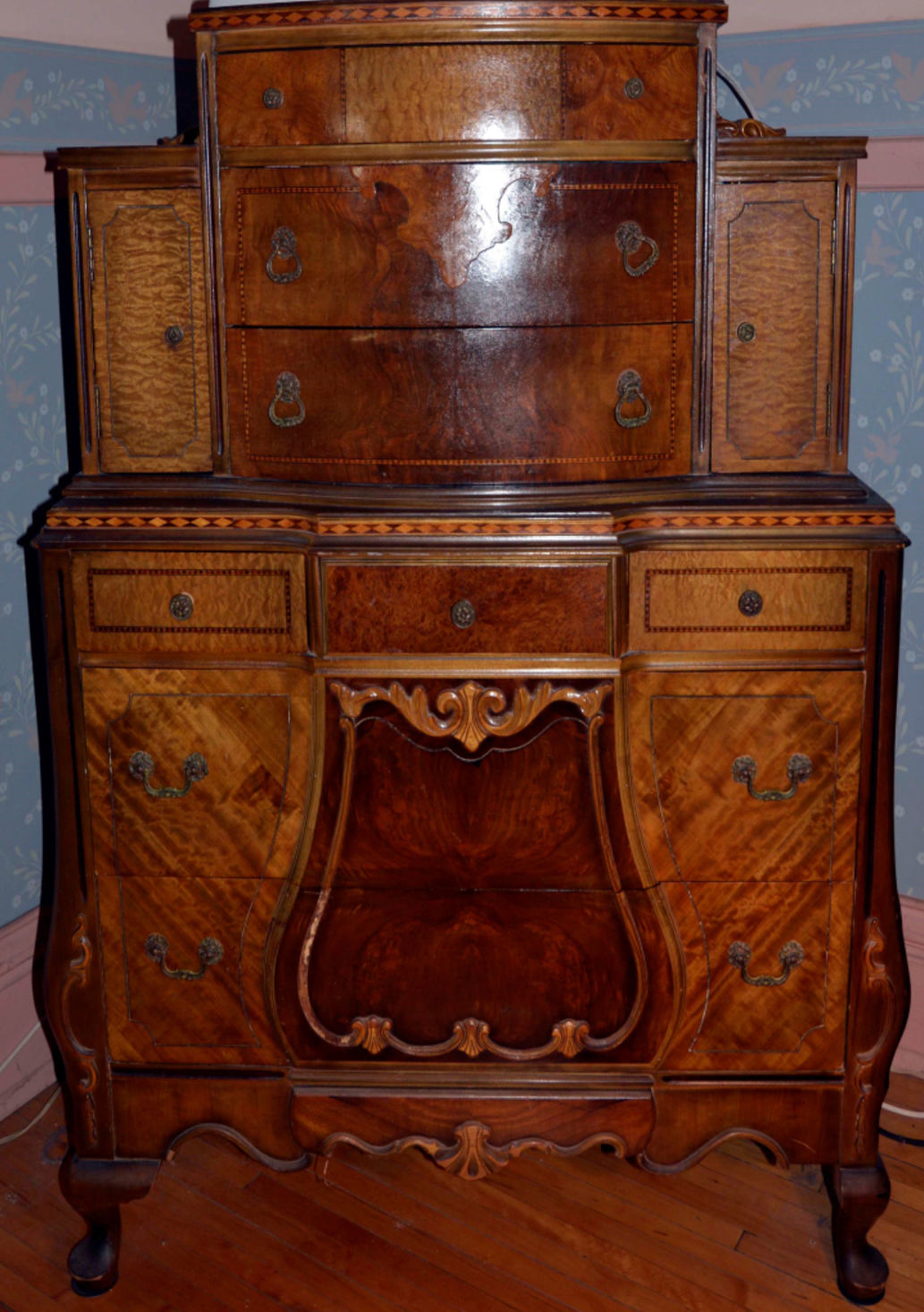 Treasures in Your Attic: Set is nice example of 1920s French-influenced furniture