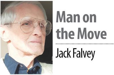 Falvey on the Move