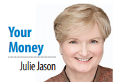 Julie Jason's Your Money column sig