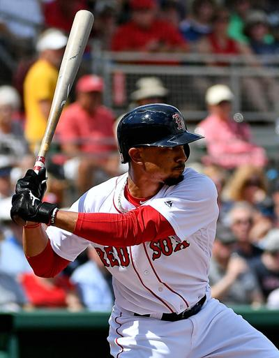 MLB: Spring Training-New York Mets at Boston Red Sox