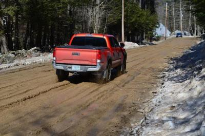 UNH research: Less snow, longer mud season could alter rivers