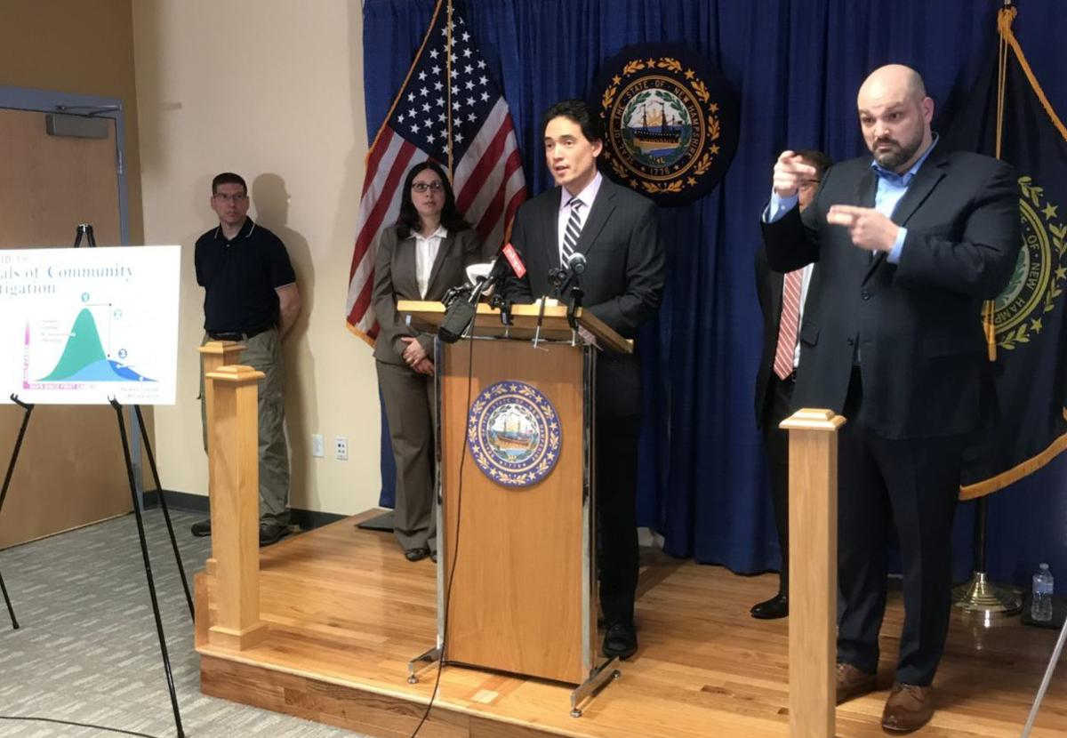 Lawsuit challenges Sununu's emergency powers to deal with COVID-19