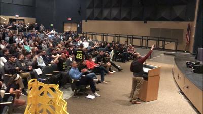 Windham School Board meeting