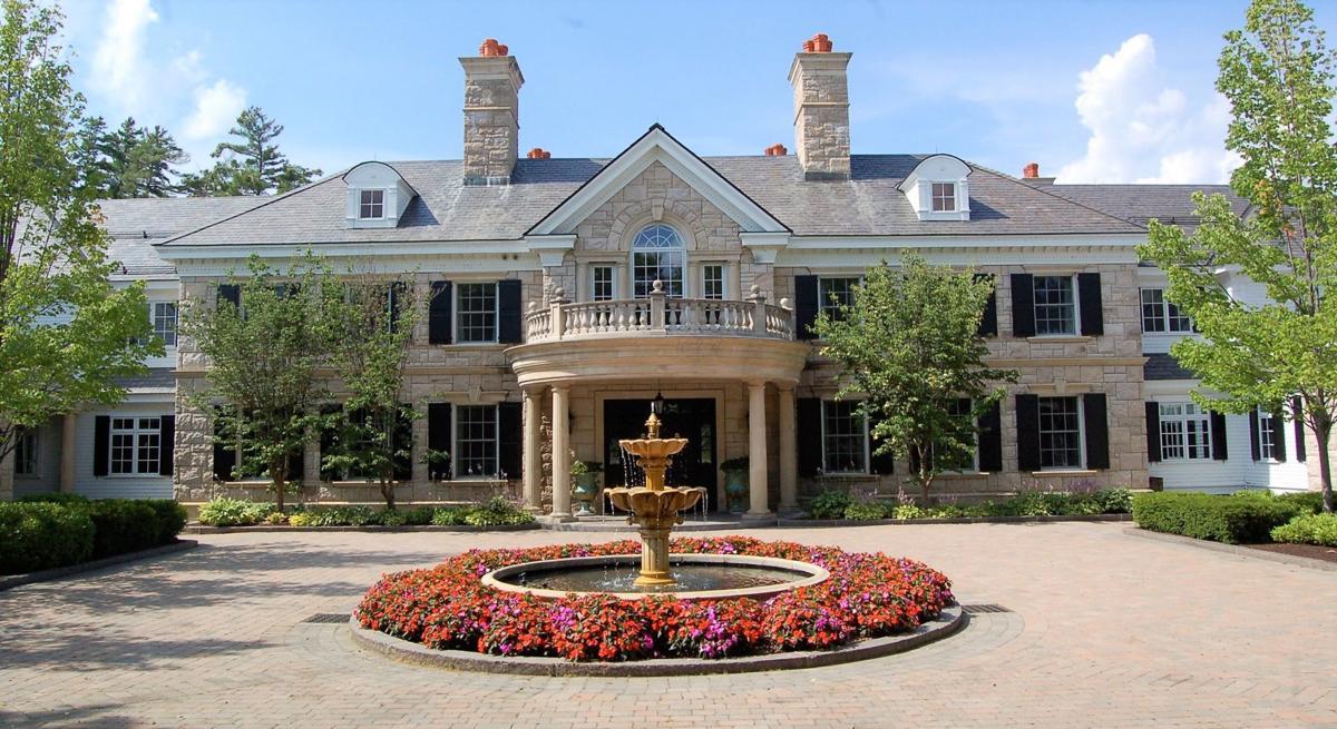 Wondrous Palatial Estate Of Nhms Founders Son On Lake Winnipesaukee Download Free Architecture Designs Aeocymadebymaigaardcom