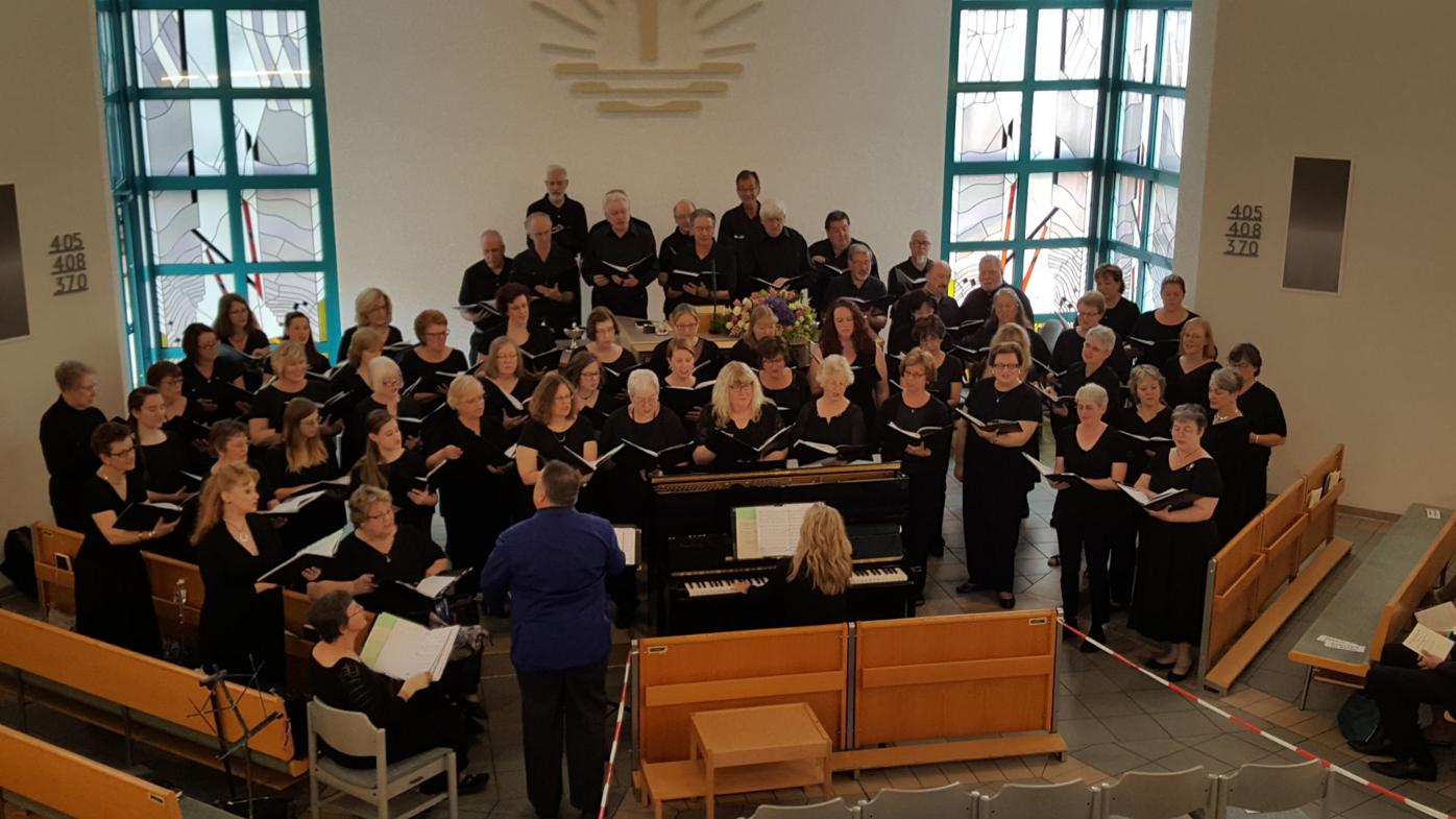Lancaster Congregational Church piano and choral concert