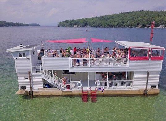 The Dive at Weirs Beach