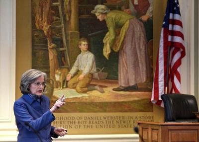 Retired Justice Carol Ann Conboy