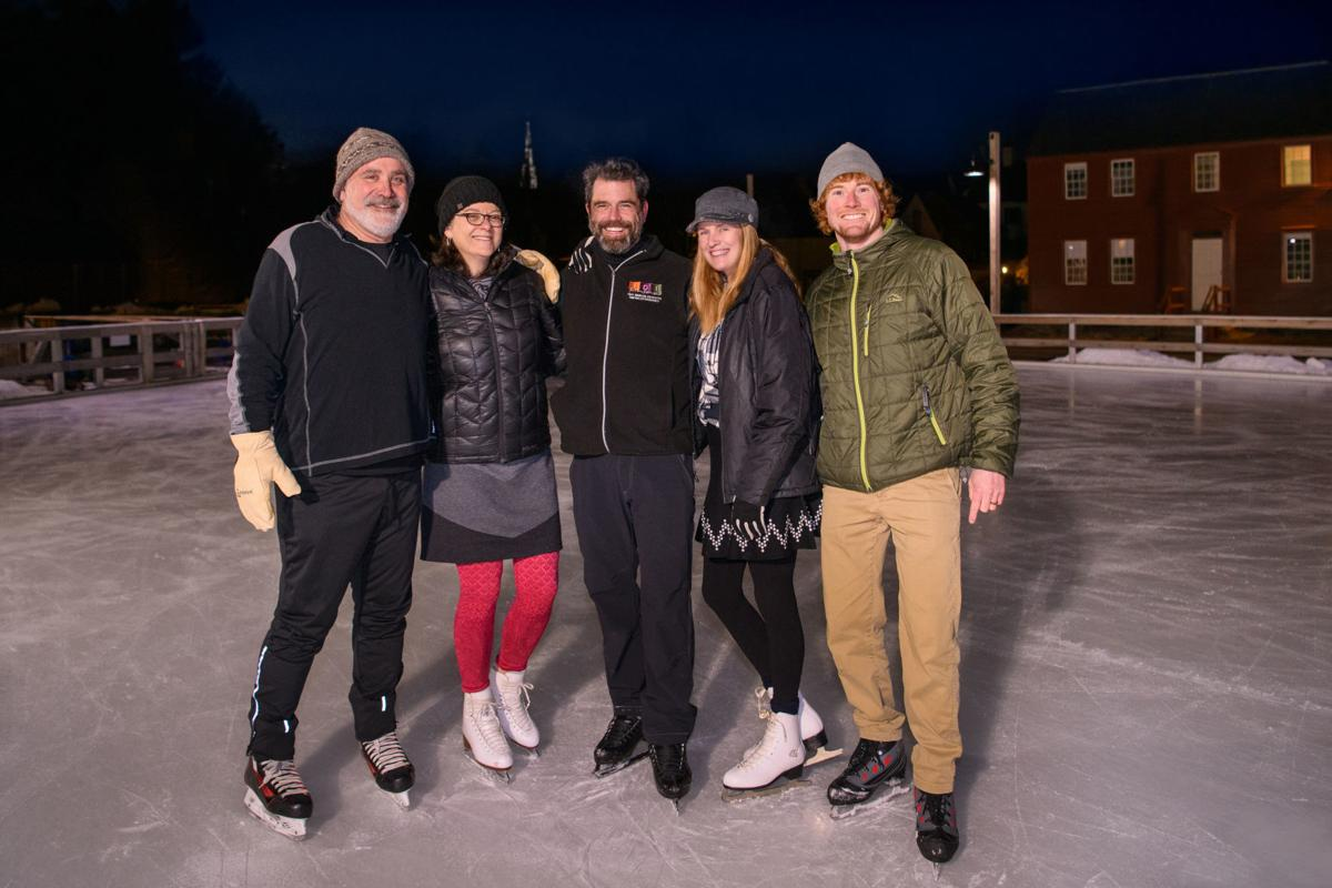 Locals lace up for Seacoast Skating with the Stars