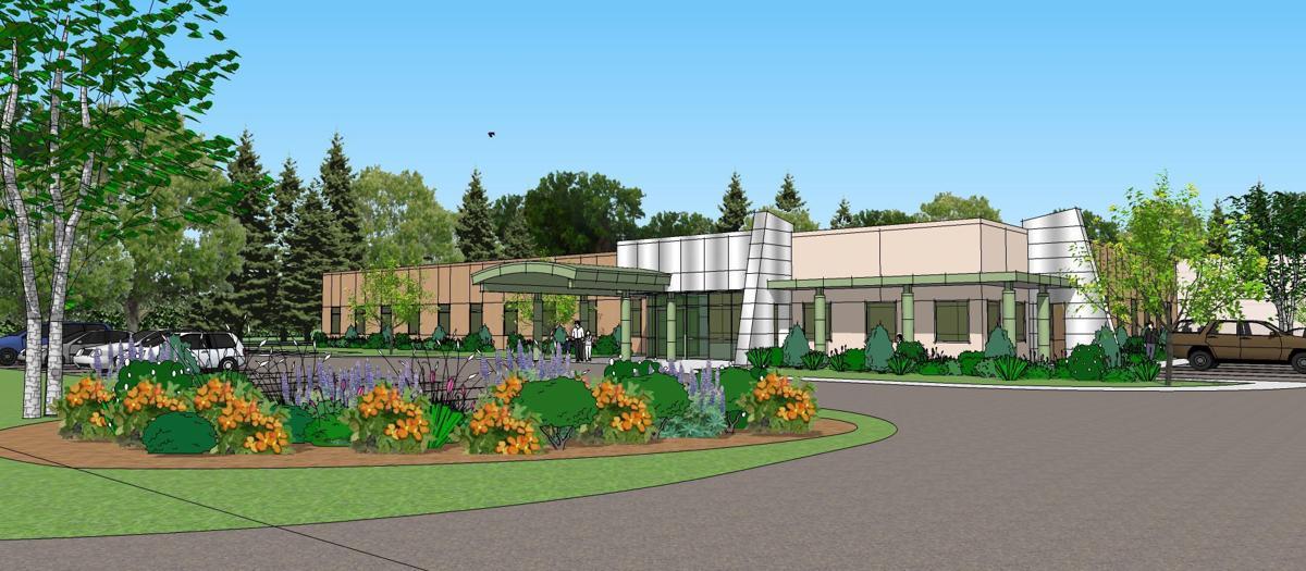 New surgery center