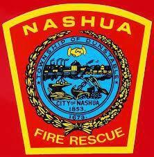 Nashua Fire Rescue patch