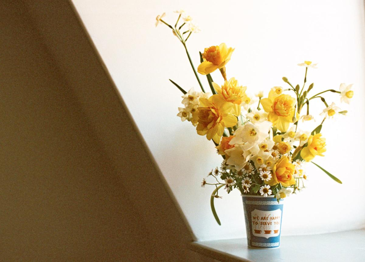 What message are you sending with your flower delivery?