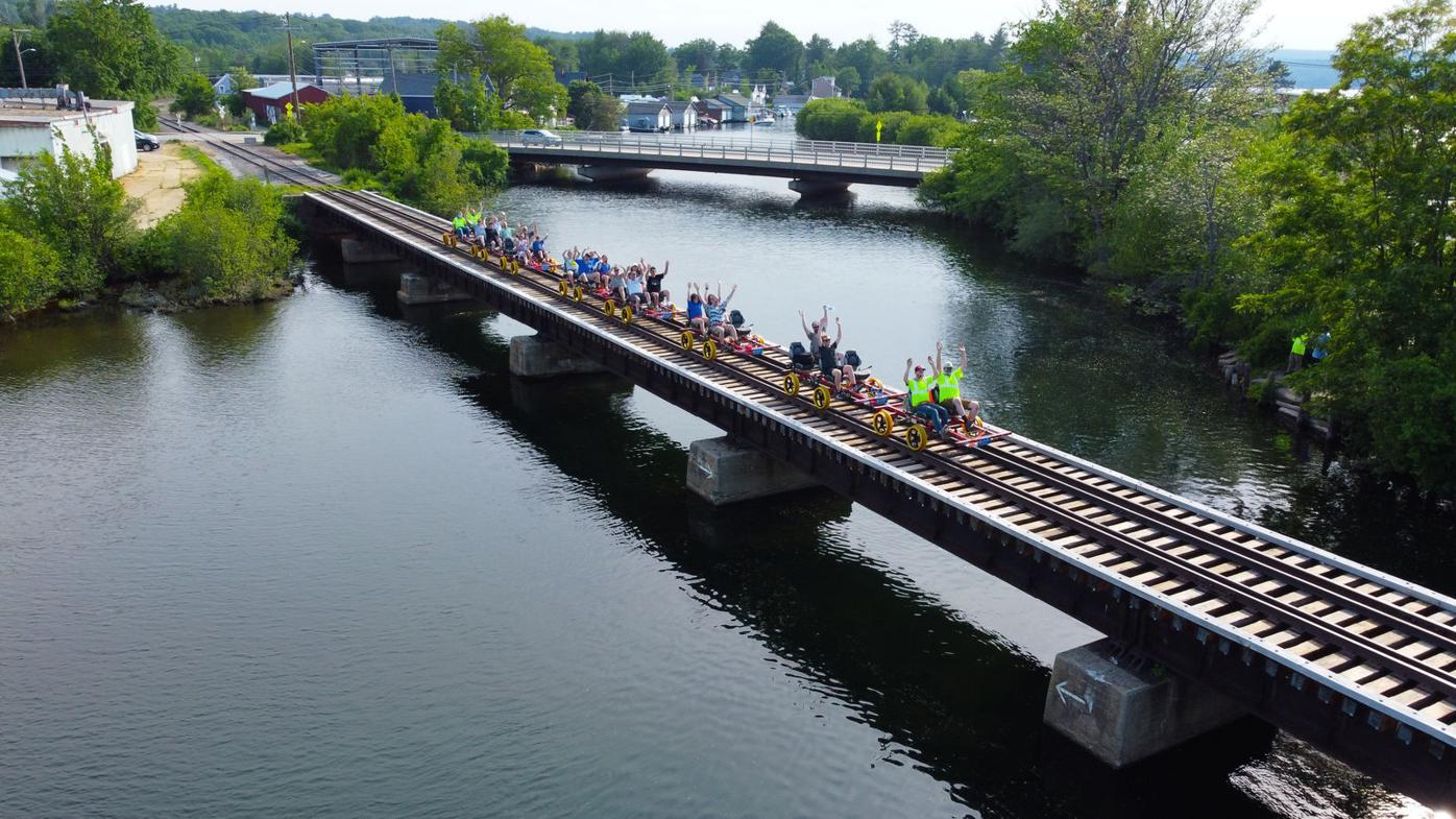 Rail Bike Adventures bridge