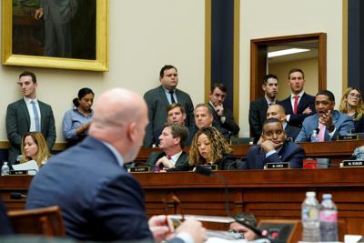 Acting U.S. Attorney General Whitaker testifies