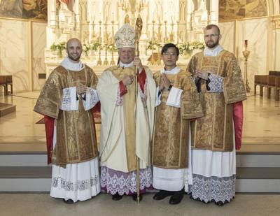 Manchester Diocese ordainments