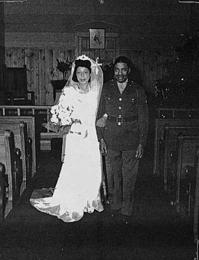 Grenier Field chapel wedding