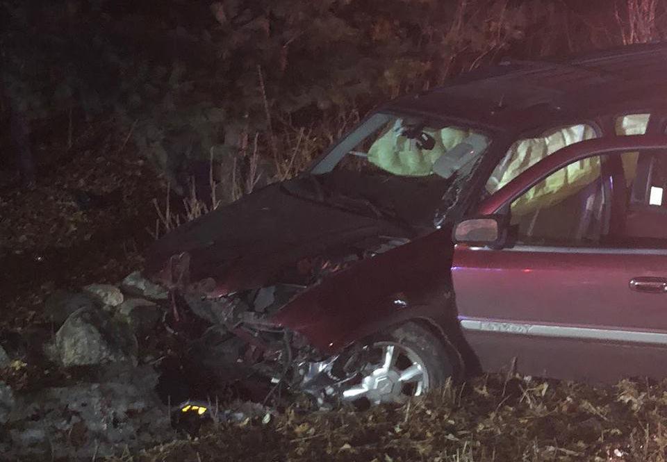 Pelham crash