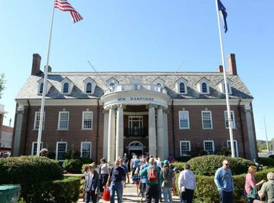Big E - New Hampshire State House