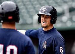 Fishers pick up EL awards: Biggio is MVP, Rookie of the Year; Schneider is Manager of the Year