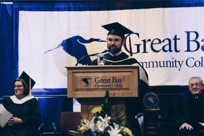 Great Bay Community College graduation