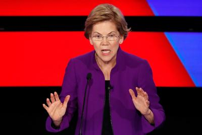 Elizabeth Warren thanks cousin Tootsie for youthful skin