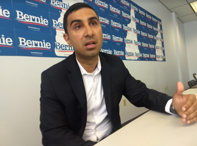 First Muslim campaign manager speaks from heart about Trump's 2016 win