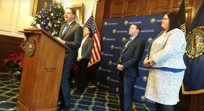 Sununu signs order inviting parents to bring infants to work