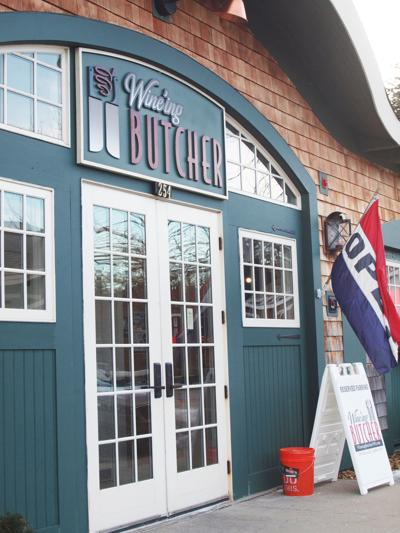 Wine'ing Butcher to close in Bedford