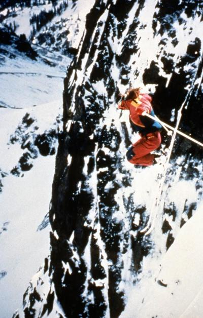 'Intimate with fear': NH's Kristen Ulmer to be inducted into U.S. Ski Hall of Fame