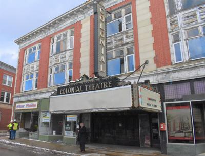 Laconia's Colonial Theater