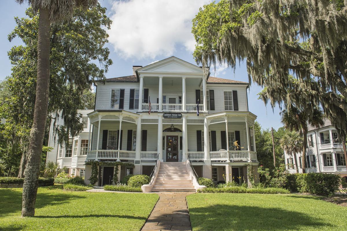 Beaufort mansion