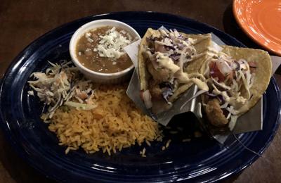 Emilio's Calamari Tacos