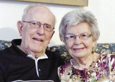 70th anniversary: Mr. and Mrs. Labrie