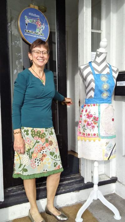 Retired teacher opens sewing and alterations business in downtown Rochester