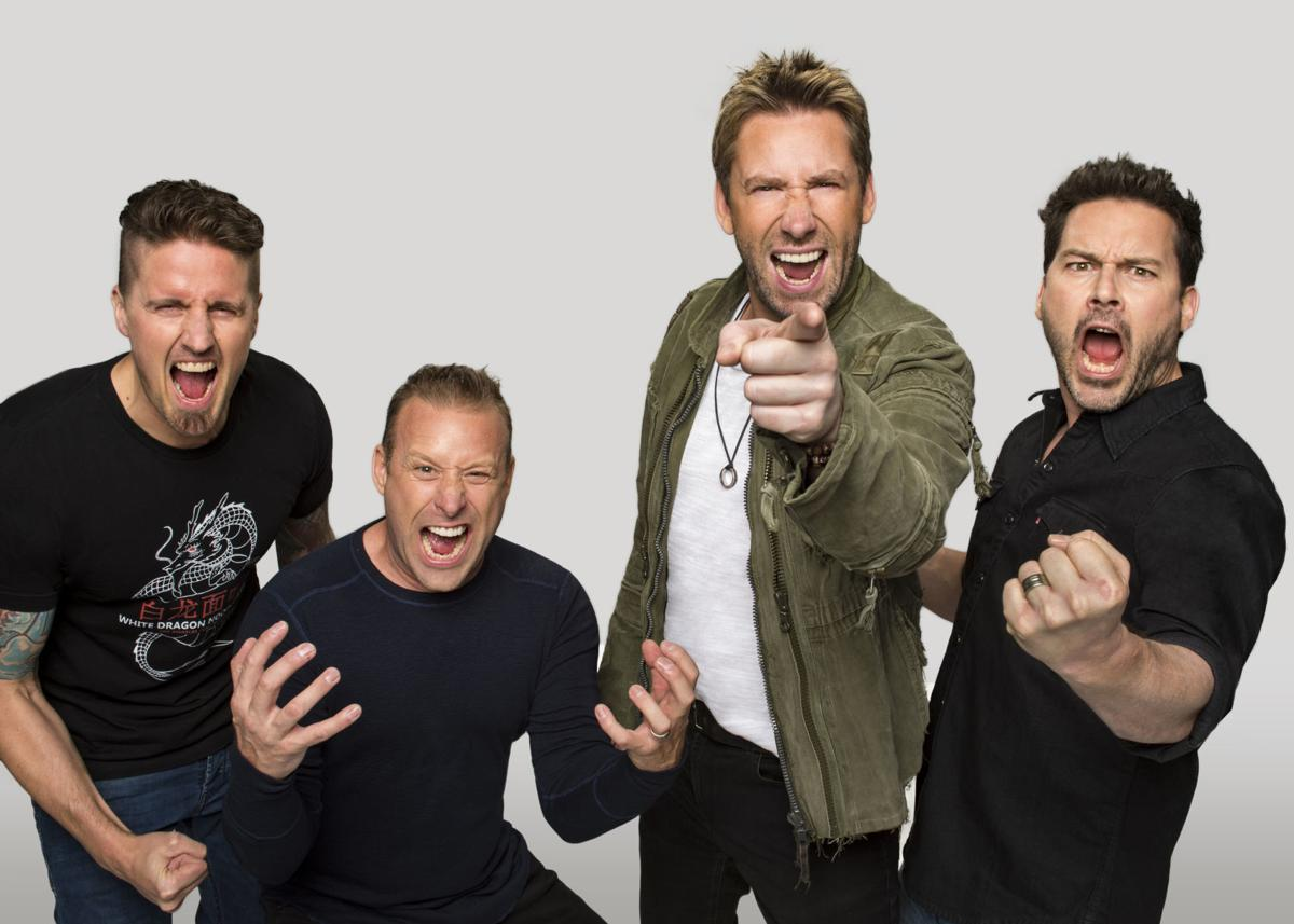 Nickelback is psyched for its NH tour stop