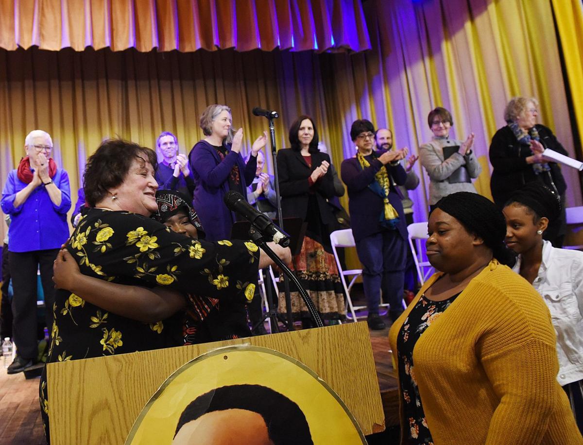 Scene Setter -- MLK 1