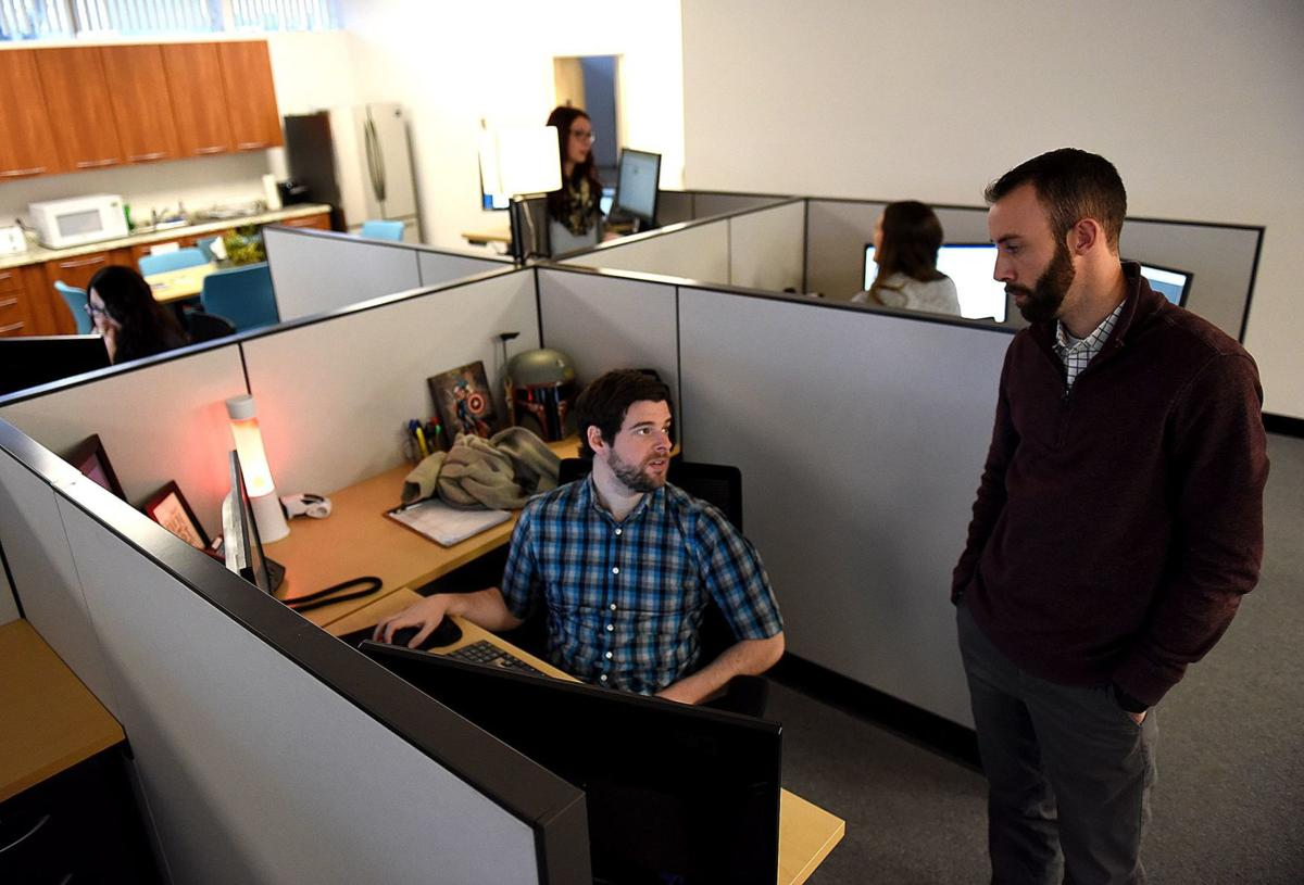 Manchester company 360 Intel has its eyes on your business