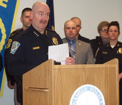 Nashua chief to ask for more money in police budget