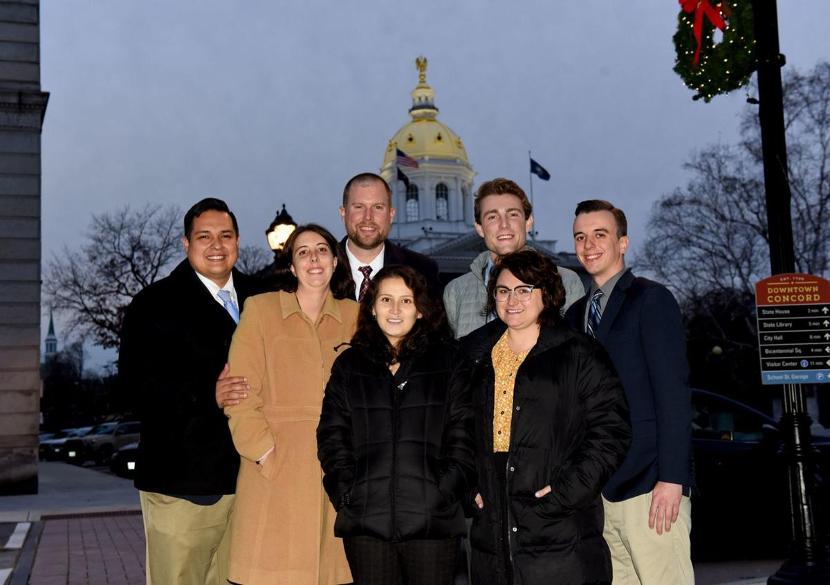 Youth movement underway in NH Legislature