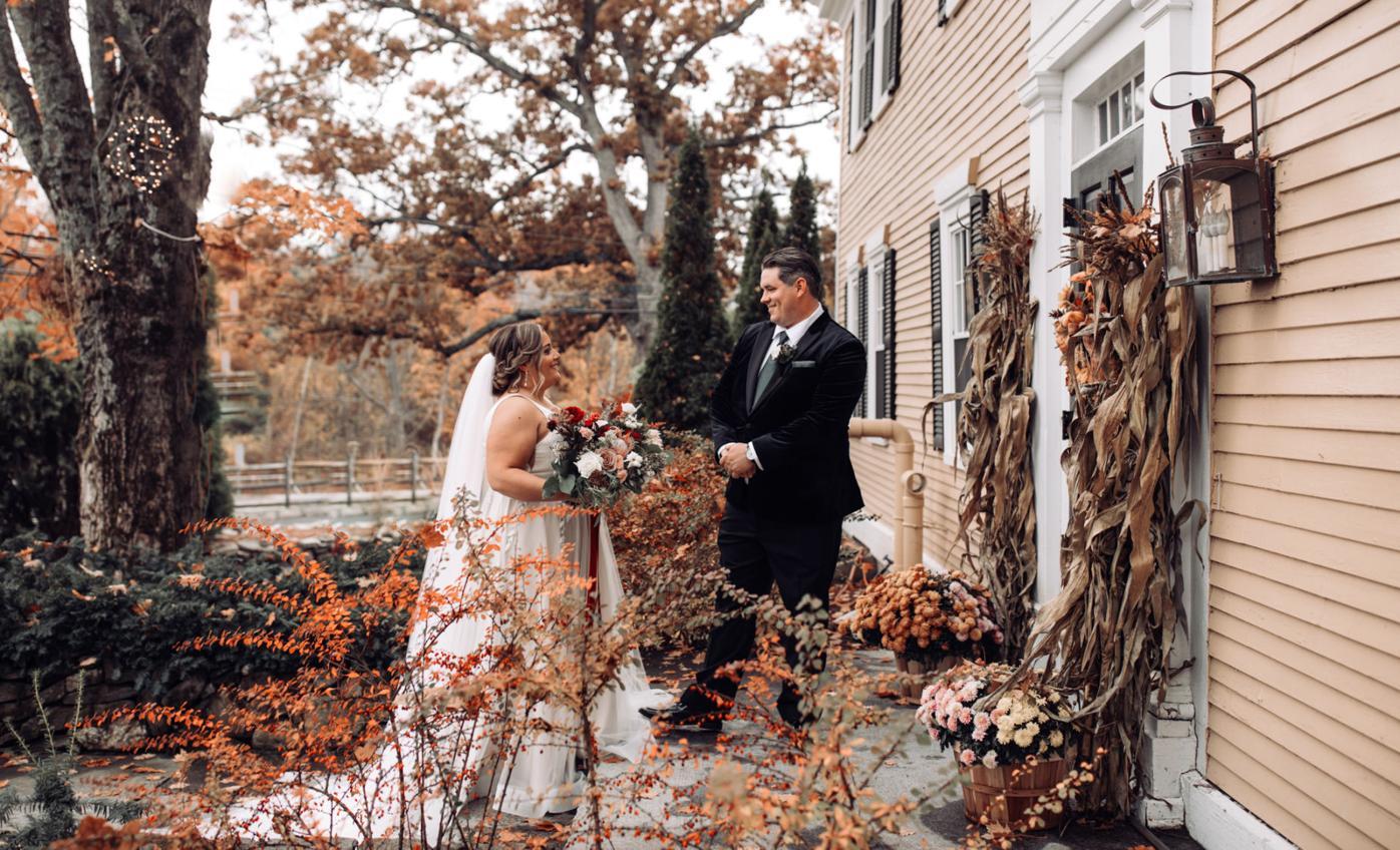Fall nuptials