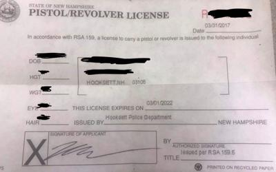 Some chiefs still signing gun licenses, police say
