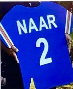 Jake Naar jersey