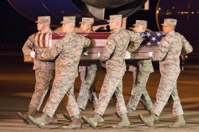 Airman from N.H. dies in Qatar