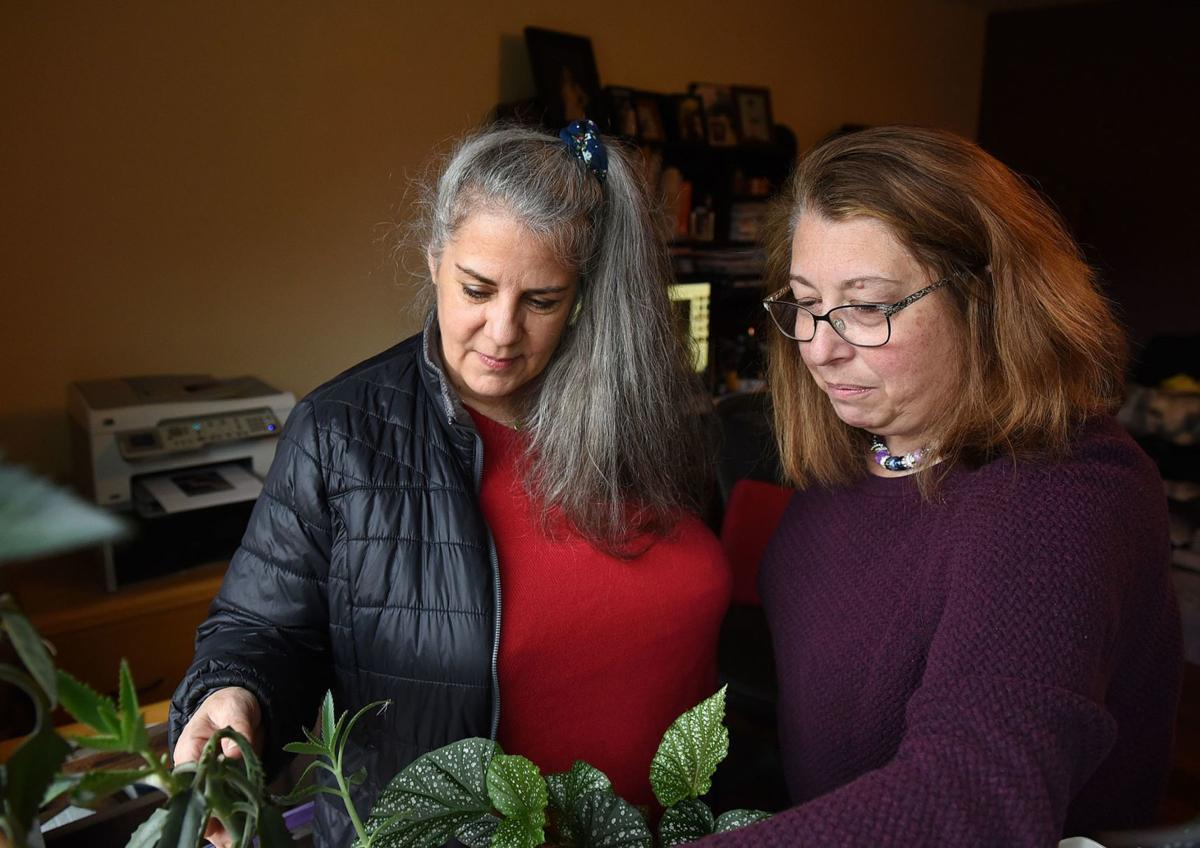 Mothers talk about plants