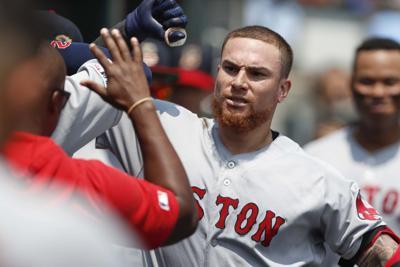 MLB: Boston Red Sox at Detroit Tigers
