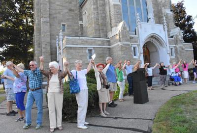 Saint Joseph Church vigil